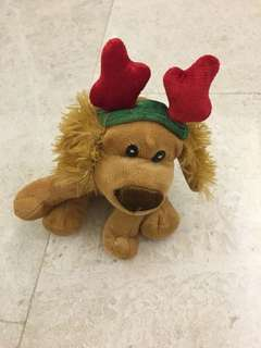 Soft Toy (Christmas Pup2)