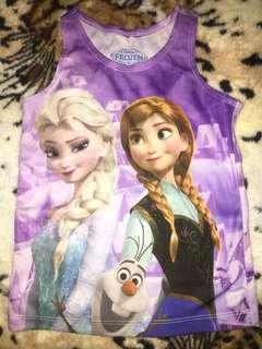 Frozen tees 2t