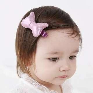🎀 3 for RM25 cutie bow hair clip