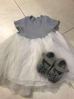Dress Baby 0-6 month