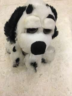 Soft Toys (Sleepy Dalmatian)