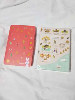 Authentic Notebooks from Korea