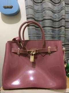 BEACHKIN Old Rose Bag