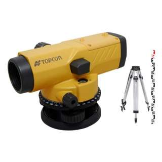 Alat Survey= Automatic Level Topcon ATB-4A//Waterpas (2mm)