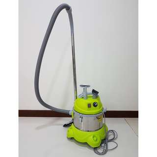 V Powerful Wet & Dry Vacuum Cleaner - 15L ( 100% Brand New ) Free Upgrade to 20L~While Stocks Last!