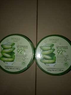 Bioaqua Soothing & moisture aloe vera 92 %