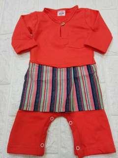 Romper Kurung limited sizes