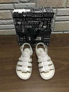 Mini Melissa Flox Off White 9US
