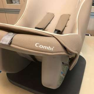 Combi汽車雙向安全座椅
