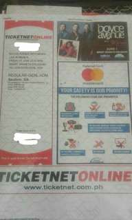 Boyce Avenue Gen Ad 2 Tickets