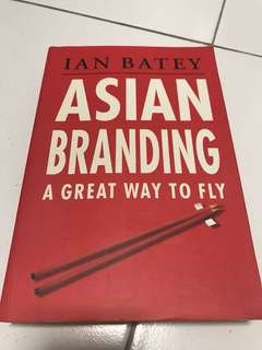 Asian Branding A great way to fly