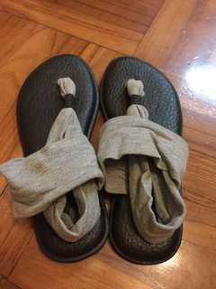 Cushion 涼鞋