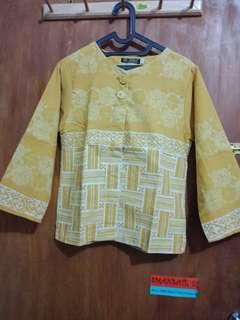 Jual batik preloved