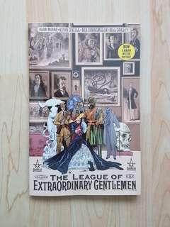 DC Comics League of Extraordinary Gentlemen Book One TPB Alan Moore
