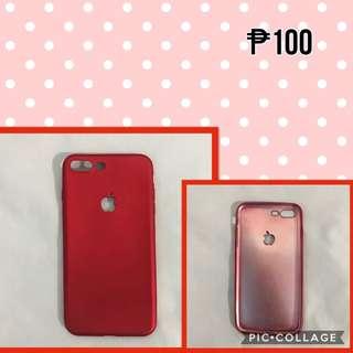 Slim Red iPhone 7 Plus Case