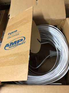 AMP network cable