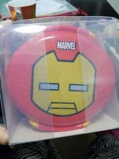 全新Marvel ironman 食物盒