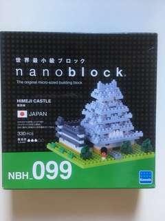 Nanoblock 姬路城
