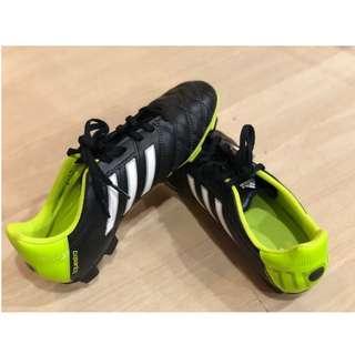 Addidas Green Soccer Boots