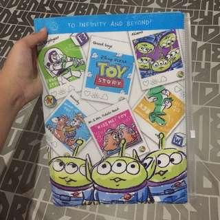 Toy Story Folder