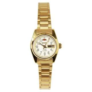 ORIENT CRYSTAL AUTOMATIC LADIES WATCH SNQ0A021C8 NQ0A021C