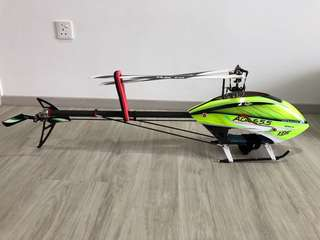 AGILE 5.5 3D Helicopter