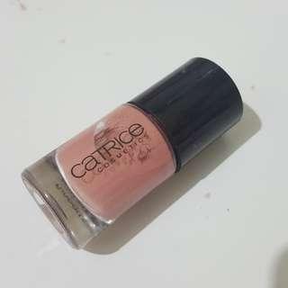 Catrice nail polish pink