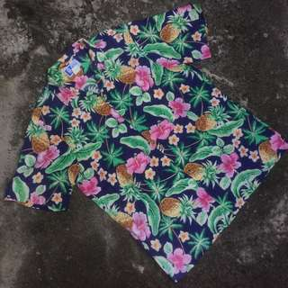 Rjc hawaii kemeja pantai cotton