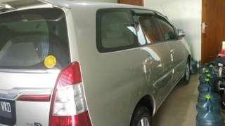 Toyota innova G mt diesel