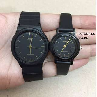 100% Original and Brand New Casio Couple Watches // 950 EACH