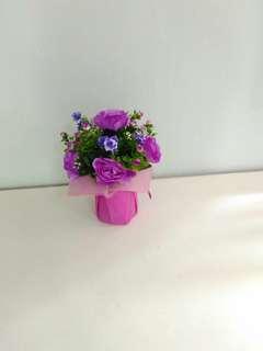 Artificial flower arrangement (Table) - S