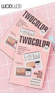 Wodwod twi colour eyeshadow