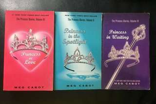 Princess Diaries Bundle