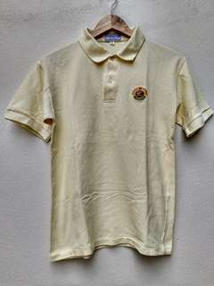 Vintage Burberry's Polo Shirt