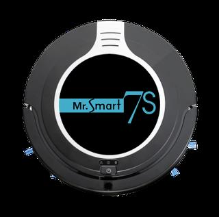 #掃地機器人 Mr.Smart 7s 超薄高速氣旋掃地機器人#免運#9折