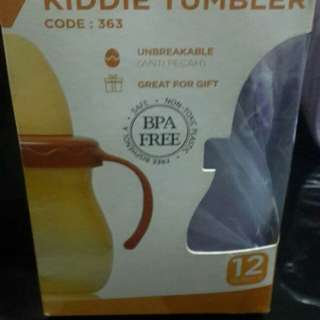 Kiddie tumbler