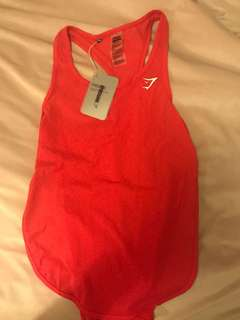 Gymshark vest