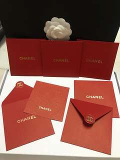 Chanel gift card