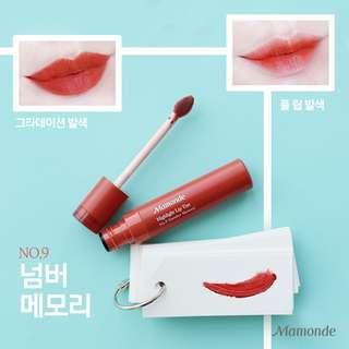 Mamonde Highlight Lip Tint 09