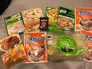 🚚 泰國料理包