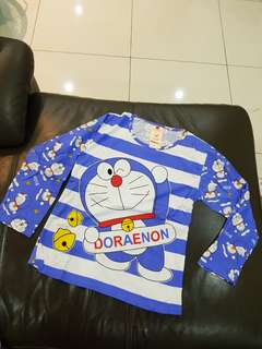 Doraemon Nightie Blue