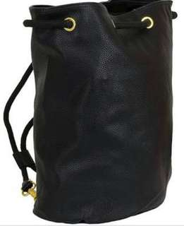 Mi-Pac Swing Bag Tumbled - black