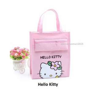 Hello Kitty Bag (Tuition, outdoor, etc)