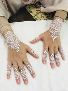 Engagement Henna Bookings