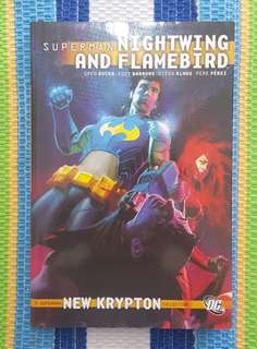 Superman: Nightwing & Flamebird (hardbound)