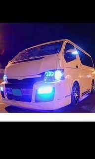 Bus/Van Service