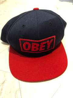 🚚 Obey帽子