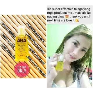 AHA Fast Glow Serum