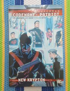 Superman: Codename Patriot