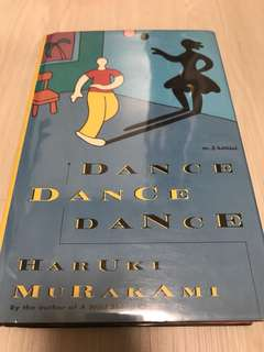 First Edition Haruki Murakami Dance Dance Dance
